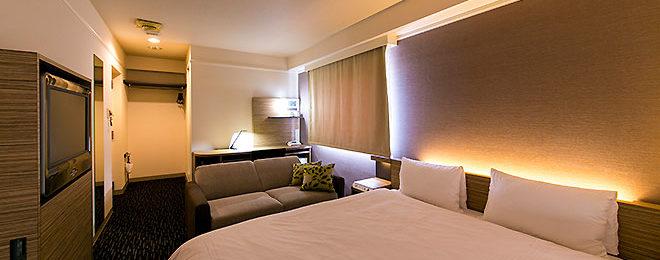 プラザホテル豊田 客室