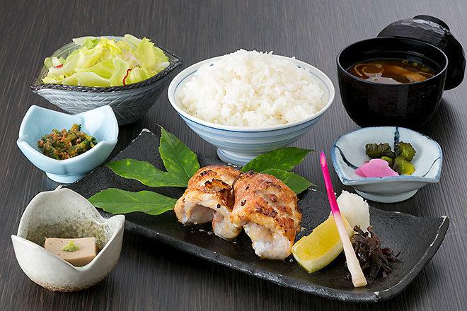 プラザホテル豊田の夕食一例